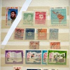 Sellos: SELLOS CUBA. Lote 49867235