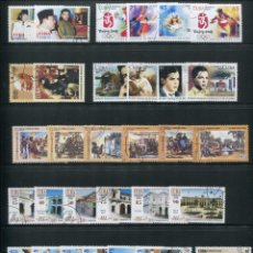 Sellos: CUBA - AÑO 2008 EN USADO (VER FOTOS). Lote 54382101