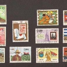 Sellos: GOM-1459_SELLOS CUBA, 1984 VARIOS . Lote 58011833