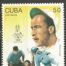 Sellos: CUBA YVERT NUM. 3231 ** NUEVO SIN FIJASELLOS. Lote 66852390