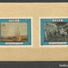 Sellos: CUBA HOJA BLOQUE YVERT NUM. 24 ** NUEVA SIN FIJASELLOS. Lote 66918374