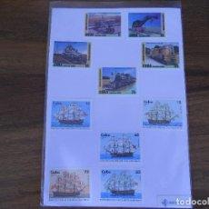 Sellos: LOTE SELLOS CUBA 1996 , 2003 Y 2008. Lote 80224953