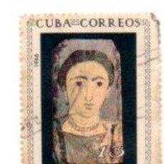 Sellos: CUBA 1966-Nº1155. Lote 81941676
