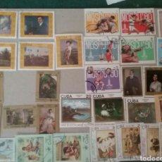 Sellos: SELLOS MATASELLADOS DE CUBA. LOTE CUBA 2.. Lote 84333744