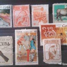 Sellos: LOTE CUBA 2. Lote 92368075