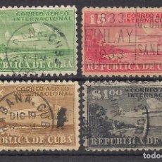 Sellos: CUBA 1931 - USADO. Lote 98742115