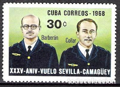 CUBA 1968 - NUEVO (Sellos - Extranjero - América - Cuba)