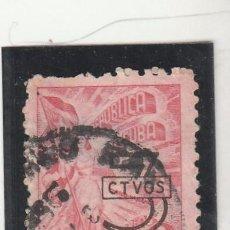 Sellos: CUBA 1950 - YVERT NRO. - USADO - REGULAR CONSERVACION. Lote 103774983