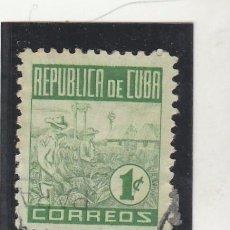 Sellos: CUBA 1950 - YVERT NRO. 330A - USADO - . Lote 103775007