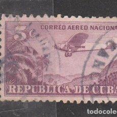 Sellos: CUBA 1932 - YVERT NRO. 12PA - USADO -. Lote 103775187