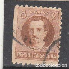 Sellos: CUBA 1917 - YVERT NRO. 179A - USADO -. Lote 103775275