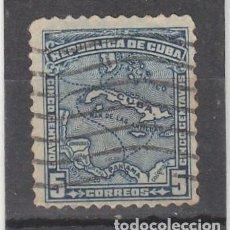Sellos: CUBA 1914 - YVERT NRO. 169 - USADO -. Lote 103775467