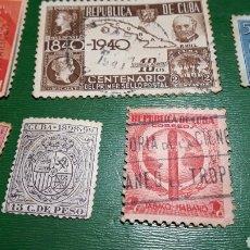 Sellos: CUBA. Lote 103780471