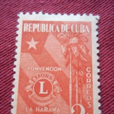 Sellos: SELLOS CUBA 1940. Lote 103997255