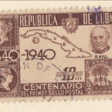 Sellos: FC299- CUBA AÉREO 32. Lote 115532915