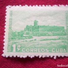 Sellos: SELLOS ANTIGUO CUBA NUEVOS CON GOMA. Lote 116199931
