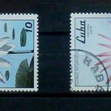 Sellos: CUBA- USADOS 1979. Lote 119364955