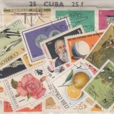 Sellos: SELLO: LOTE 1966 CUBA. Lote 122383131