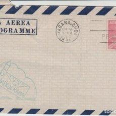 Sellos: SOBRE PRE FRANQUEADO CUBA TEMA ESPACIO 1957. Lote 128104807