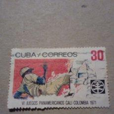 Sellos: CUBA 1971. Lote 131014908