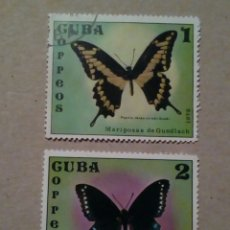 Sellos: CUBA 1972. Lote 131015047