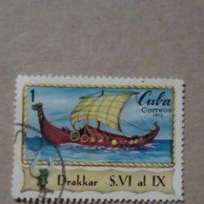 Sellos: CUBA 1972. Lote 131015064