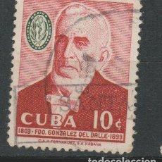 Francobolli: LOTE LL SELLOS CUBA. Lote 156722648