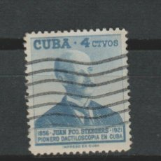 Francobolli: LOTE Ñ SELLOS SELLO CUBA . Lote 156723814