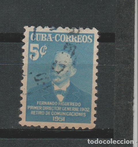 LOTE Ñ SELLOS SELLO CUBA (Sellos - Extranjero - América - Cuba)