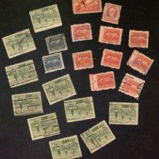 Sellos: LOTE DE 20 SELLOS DE CUBA. Lote 133327074