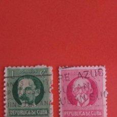 Sellos: CUBA USADOS. Lote 134268866