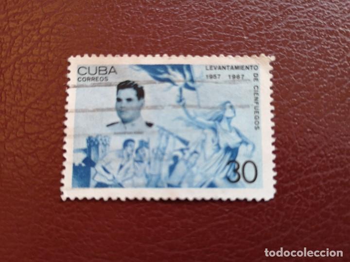 CUBA 1967 - USADO (Sellos - Extranjero - América - Cuba)