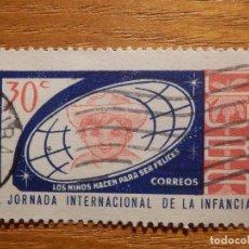 Sellos: SELLO USADO EXTRANJERO - CUBA. Lote 147419946