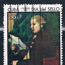 Sellos: SELLO USADO CUBA 1969 MI 1462 VALOR CLAVE. Lote 147949414
