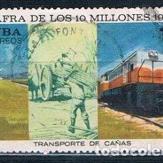 Sellos: SELLO USADO CUBA 1970 Y 1429 MI 1612. Lote 147949502