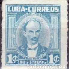 Sellos: 1969 - CUBA - CELEBRIDADES - JOSE MARTI - YVERT 1313. Lote 148907922