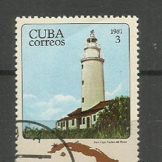 Sellos: CUBA--SELLOS USADOS . Lote 151312754