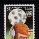 Sellos: CUBA 1918** - AÑO 1976 - DIA MUNDIAL DE LA SALUD. Lote 160831290