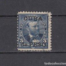 Sellos: CUBA 1899.SELLO DE ESTADOS UNIDOS 5 CENT.SOBRECARGADO CUBA 5 C.DE PESO.YVERT 140.USADO.. Lote 161688658