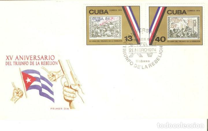 SOBRES CARIBE 1972,74. (Sellos - Extranjero - América - Cuba)