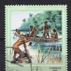 Sellos: CUBA 1985 - SELLO USADO. Lote 174483243