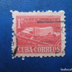 Sellos: CUBA 1957* YVERT 447. Lote 179809287
