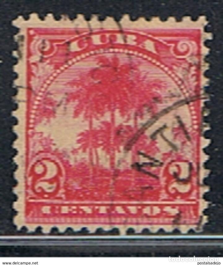 SELLO CUBA // YVERT 143 // 1899 ... USADO (Sellos - Extranjero - América - Cuba)