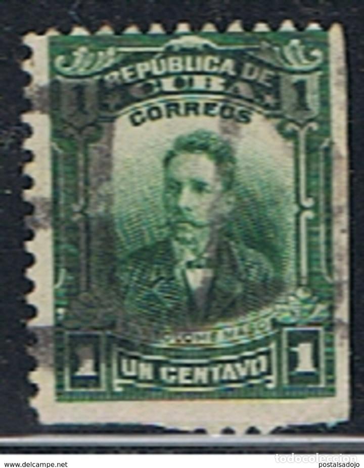 CUBA // YVERT 161 // 1911 (Sellos - Extranjero - América - Cuba)