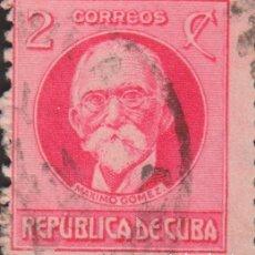 Sellos: SELLO CUBA USADO FILATELIA CORREOS. Lote 182361697