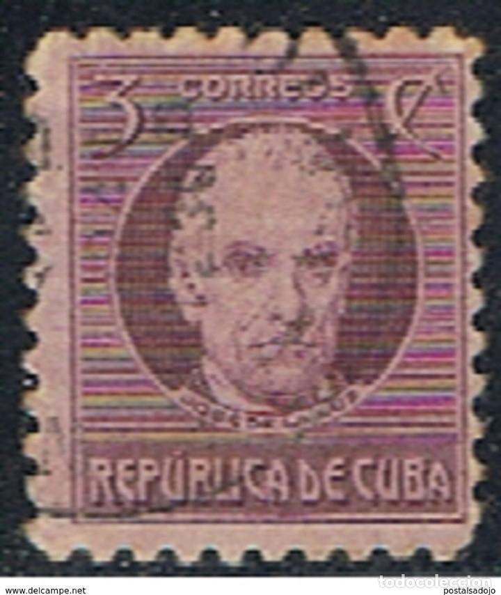 CUBA // YVERT 177 // 1917 (Sellos - Extranjero - América - Cuba)