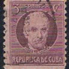 Sellos: (CU 136) CUBA // YVERT 177 // 1917. Lote 182396996