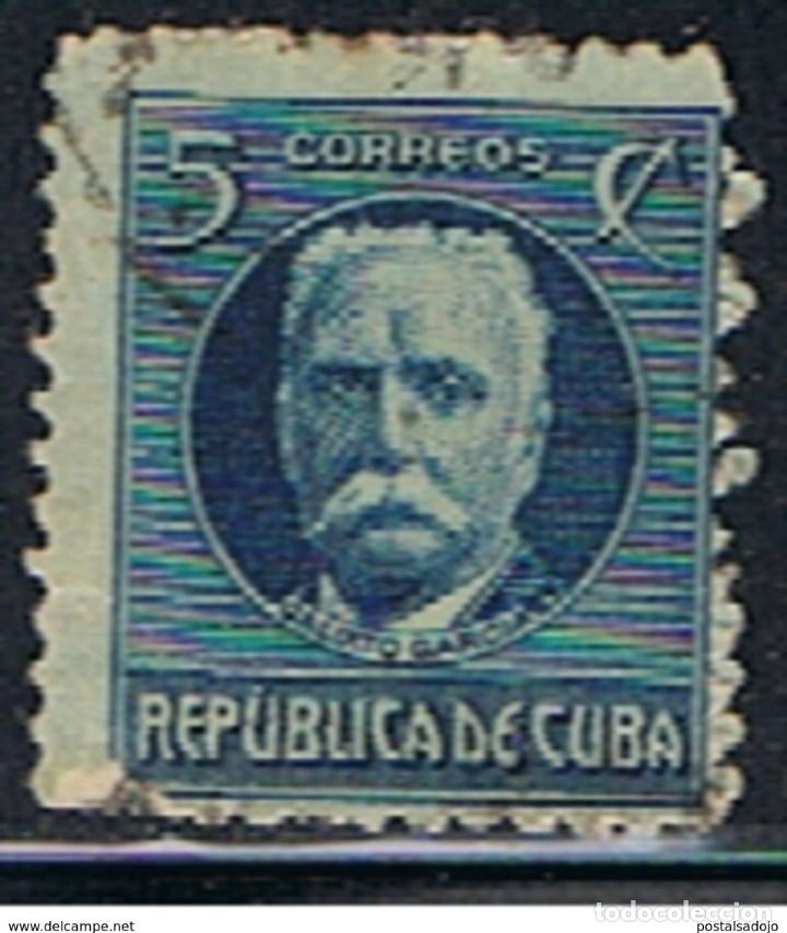 SELLO CUBA // YVERT 178 // 1917 (Sellos - Extranjero - América - Cuba)