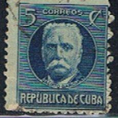 Sellos: (CU 137) CUBA // YVERT 178 // 1917. Lote 182397241