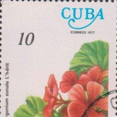Selos: SELLO CUBA USADO FILATELIA CORREOS. Lote 184586771